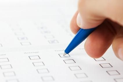 Prüfungssimulation schriftlich