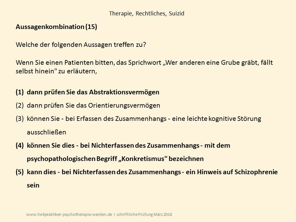 Heilpraktiker Psychotherapie Ausbildung Berlin